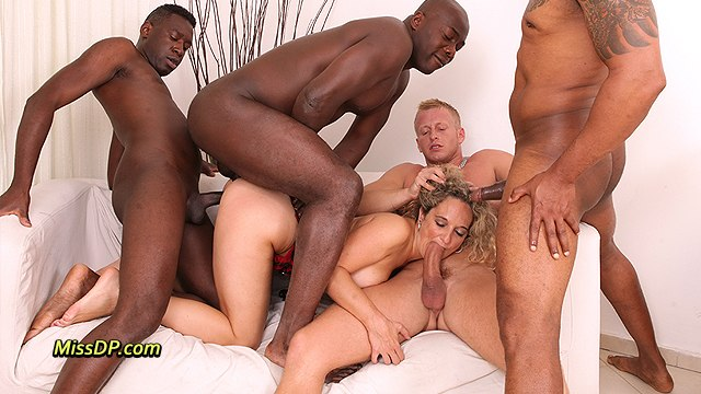 Maybe the best gangbang website